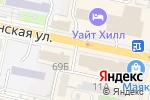 Схема проезда до компании Банкомат, Уральский банк реконструкции и развития, ПАО в Белгороде
