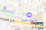Схема проезда до компании Кацо в Белгороде