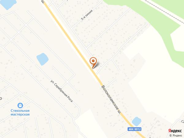 Остановка Ядромино 1 (Московская область)