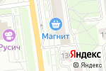 Схема проезда до компании Крепмаркет в Белгороде
