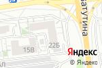 Схема проезда до компании Центр Компьютерных Технологий в Белгороде