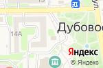 Схема проезда до компании BigSushi31 в Дубовом