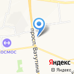 Альфа-банк на карте Белгорода