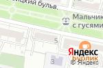 Схема проезда до компании ЗАЙМЫ В РУКИ в Белгороде