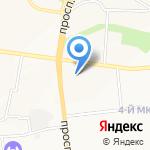 МУК-2 на карте Белгорода