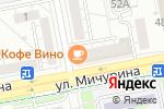 Схема проезда до компании Банкомат, Минбанк, ПАО в Белгороде