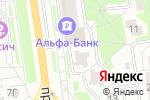 Схема проезда до компании РегионБизнесКонсалтинг в Белгороде