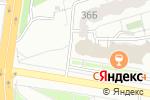 Схема проезда до компании Coral Travel в Белгороде