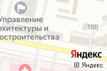 Схема проезда до компании Магазин медицинской техники в Белгороде