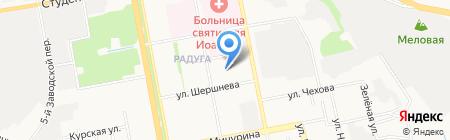 Отцовский комитет на карте Белгорода