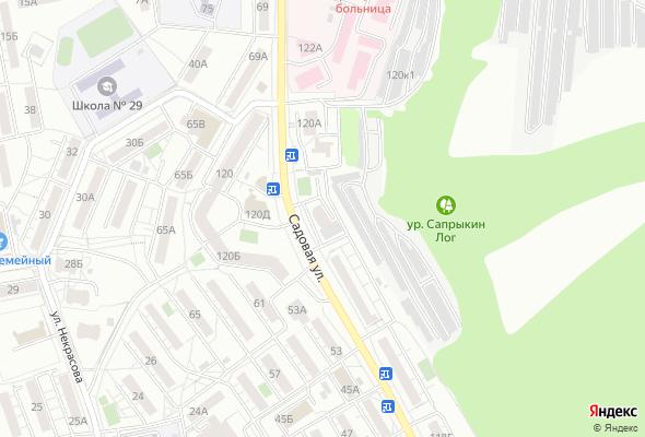 купить квартиру в ЖК Садовая 118ж
