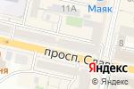 Схема проезда до компании OLDLAB в Белгороде