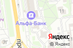 Схема проезда до компании Северный ветер в Белгороде