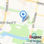 Российский фонд культуры на карте Белгорода