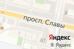 Схема проезда до компании Ресторанчик в Белгороде