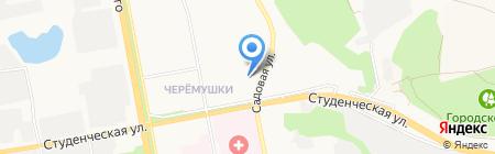 У Галины на карте Белгорода