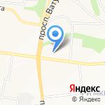 Выездная студия макияжа на карте Белгорода