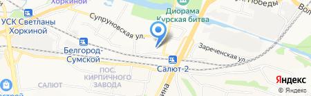 Строй-Портал на карте Белгорода