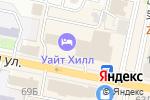 Схема проезда до компании АЛЬЯНС АВИА в Белгороде