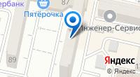 Компания BOMOND на карте