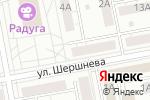 Схема проезда до компании Пивная бухта в Белгороде