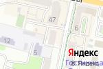 Схема проезда до компании LE CHOCOLATIER в Белгороде