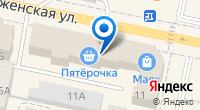 Компания Украшайка на карте