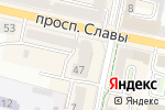 Схема проезда до компании Лешар в Белгороде