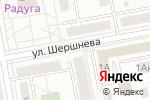 Схема проезда до компании Баланс в Белгороде