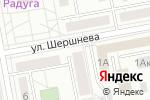 Схема проезда до компании ЛЮКС-Веддинг в Белгороде