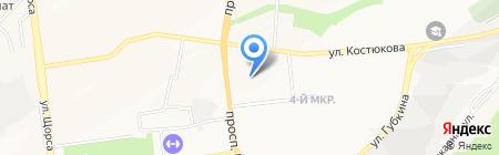Закусочная на карте Белгорода
