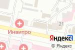 Схема проезда до компании Белгородская торгово-промышленная палата в Белгороде