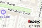 Схема проезда до компании VIAVENETO в Белгороде