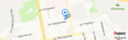 Правозащитник на карте Белгорода