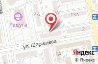 Схема проезда до компании Правозащитник в Белгороде