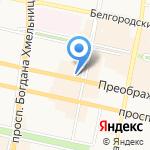 Платежный терминал на карте Белгорода