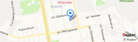 Детский сад №7 на карте Белгорода
