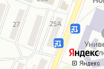 Схема проезда до компании Народный в Белгороде