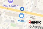 Схема проезда до компании CLASH в Белгороде