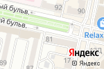 Схема проезда до компании Карандаш в Белгороде