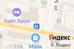 Схема проезда до компании Добрый кофе в Белгороде