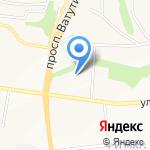 Nikoo на карте Белгорода