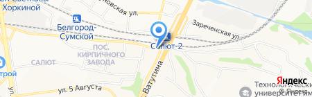 БелВитраж на карте Белгорода