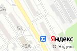 Схема проезда до компании Мажор в Белгороде