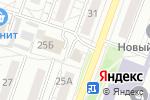 Схема проезда до компании Мегадекор в Белгороде