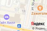 Схема проезда до компании Деньги сразу в Белгороде