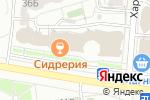 Схема проезда до компании Exist.ru в Белгороде