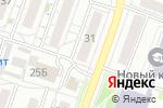 Схема проезда до компании Русские гвозди в Белгороде