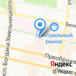 Школа развития памяти и скорочтения по методике Васильевой Л.Л. на карте Белгорода