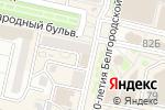 Схема проезда до компании Эталон в Белгороде